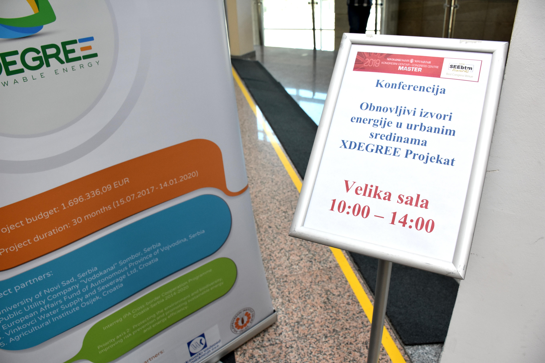 Internacional scientific conference 'Renewable Energy Sources in